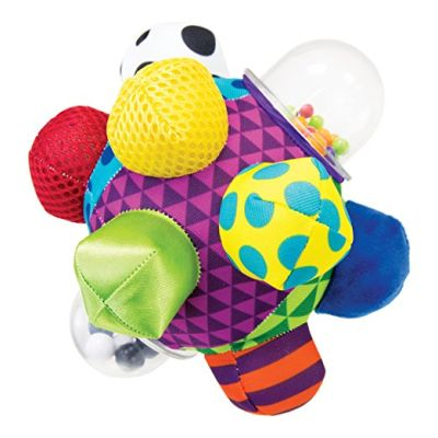 Sassy Developmental Bumpy Ball Gift for Baby