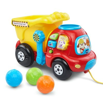 VTech Drop and Go Dump Truck Christmas Gift Ideas for Baby