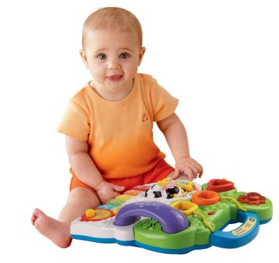 VTech Sit-to-Stand Learning Walker gift for baby