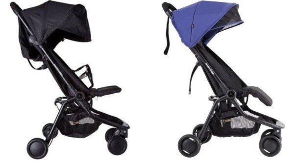 Mountain Buggy Nano 2016 vs 2015