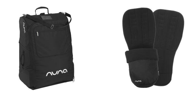 Nuna MIXX2 accessories