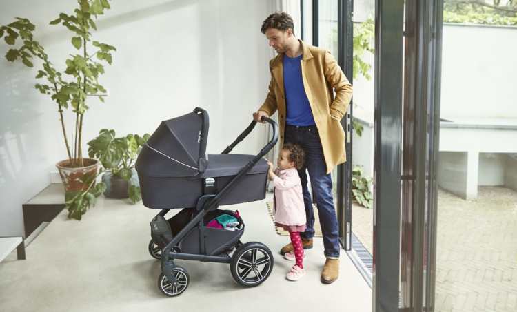Nuna MIXX2 carry cot