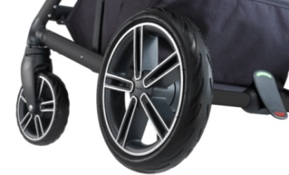 Nuna MIXX2 Wheels