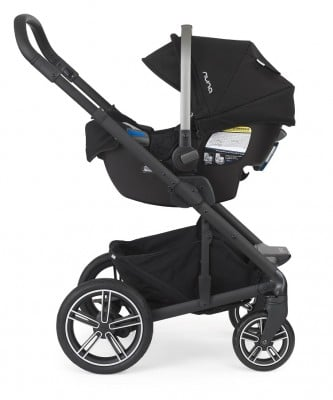 Nuna MIXX2 Travel System with PIPA car seat