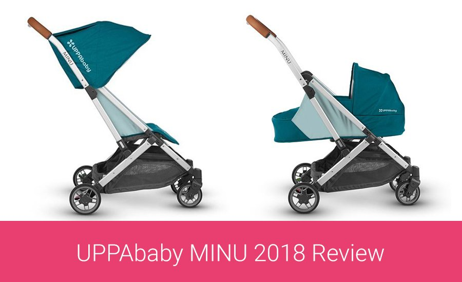 UPPAbaby MINU 2018 Review