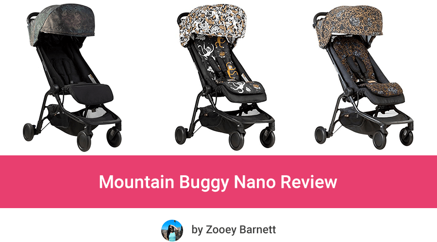fd55edbee Mountain Buggy Nano (Review) - Perfect All-In-One Lightweight Stroller?