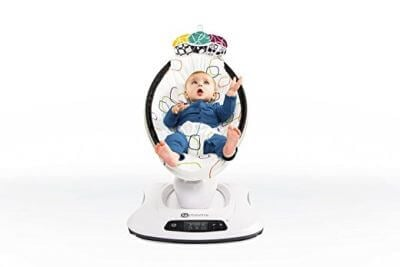 4moms MamaRoo4 - one of the best baby swing 2018