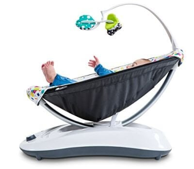 4moms rockaRoo - smart swing for infants