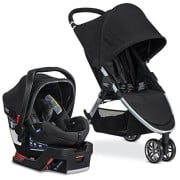 Britax B-Agile B-Safe 35 Elite Travel System