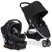 Britax B-Agile B-Safe 35 Elite Travel System - Best Travel System of 2019