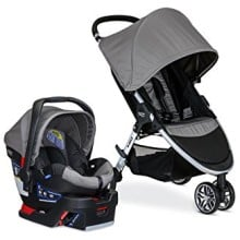 Britax B-Agile & B-Safe 35 Travel System