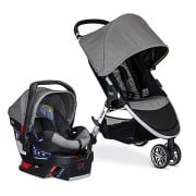 Britax B-Agile 3 & B-Safe 35 Travel System