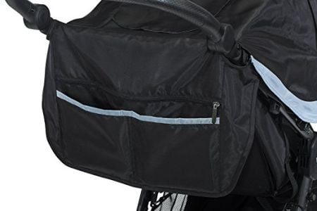 Britax B-Free 2018 Pockets on the Handlebar