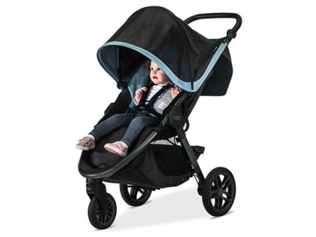 Britax B-Free can be a stroller for big kid