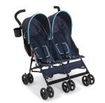 Delta Children LX Side by Side Stroller - Best Lightweight Strollers 2018