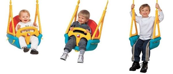 EDU-PLAY Baby Outdoor Swing Seat - best outdoor baby swing