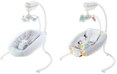 Fisher-Price Revolve Swing - color versions