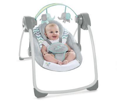 Ingenuity Comfort 2 Go Portable Swing