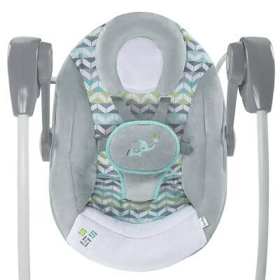 Ingenuity Comfort 2 Go Portable Swing - Lightweight baby swing