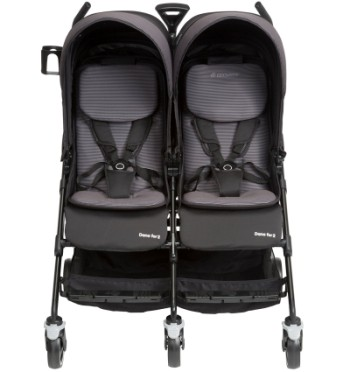 Maxi-Cosi Dana For2 Double Stroller