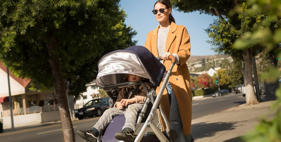 Since 2018 UPPAbaby VISTA has less scratchy frame