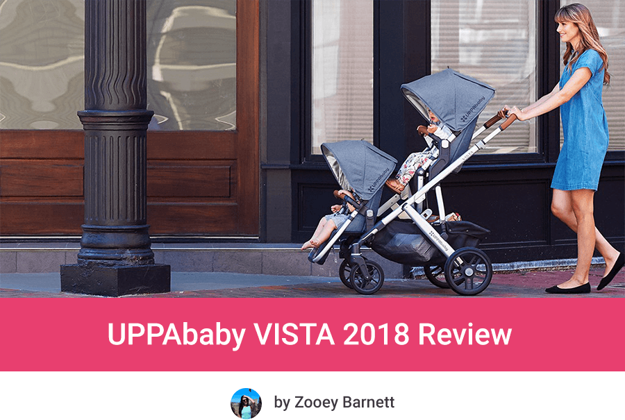 UPPAbaby VISTA 2018 - Review