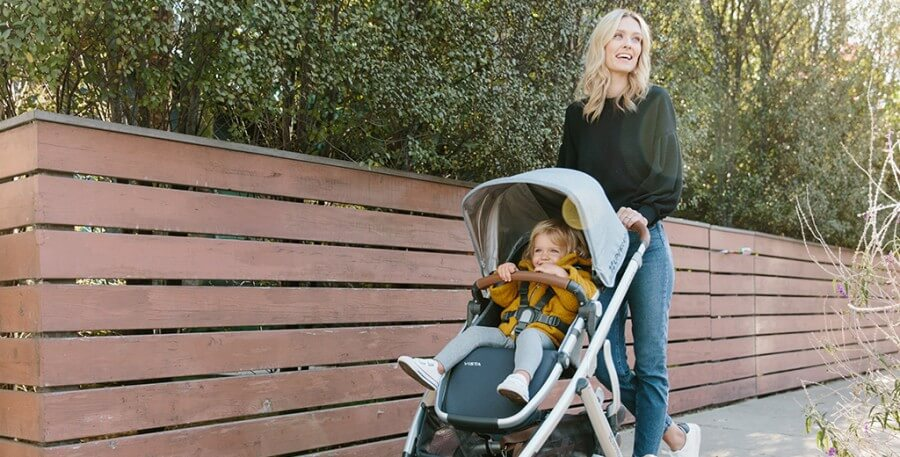 UPPAbaby VISTA 2018 - Toddler seat