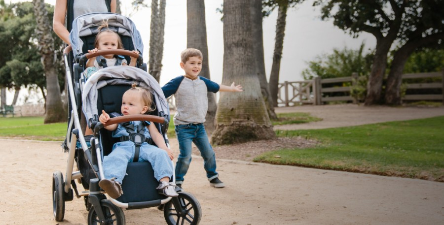 UPPAbaby VISTA 2018 for multiples