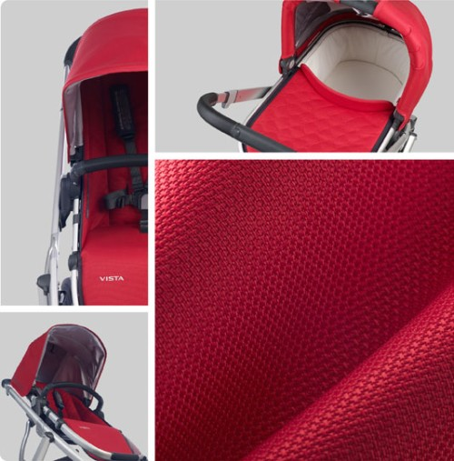 UPPAbaby VISTA 2018 sneak peek