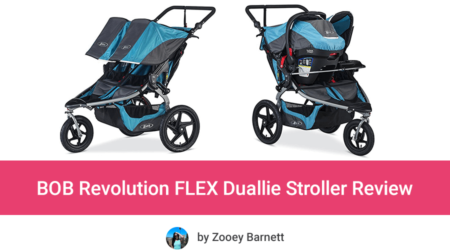 BOB Revolution FLEX Duallie Review