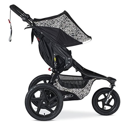 BOB Revolution Flex Lunar Jogging Stroller 2018