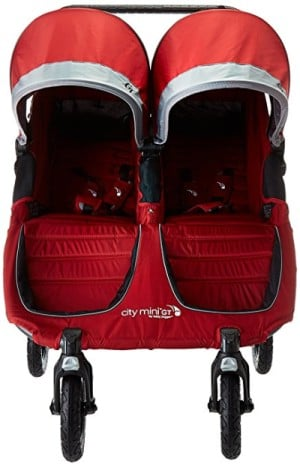 Baby Jogger City Mini GT Double Stroller Seats