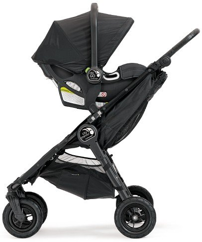 Baby Jogger City Mini GT Double Travel System