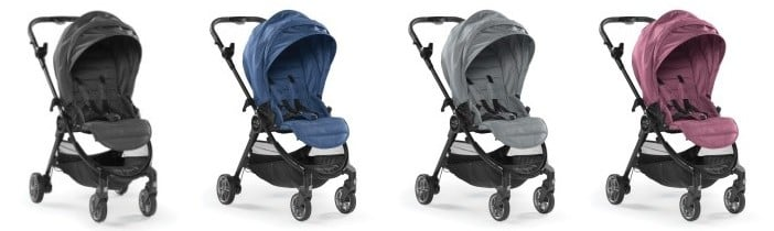 Baby Jogger City Tour LUX - all color versions