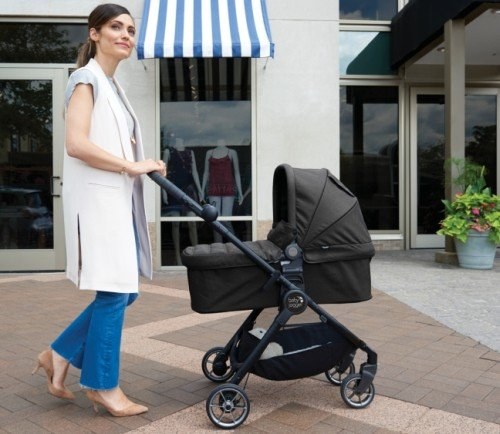 Baby Jogger City Tour LUX with bassinet