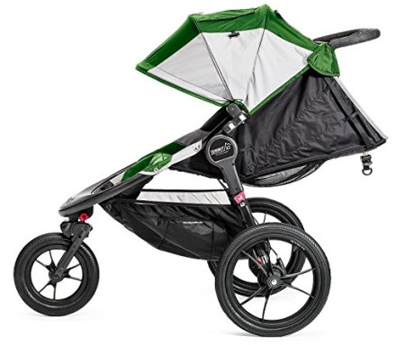 Baby Jogger Summit X3 - Recline Seat