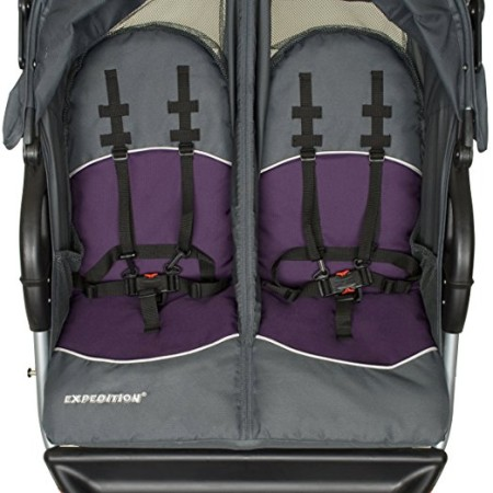 Baby Trend Expedition Double Jogger - Seats