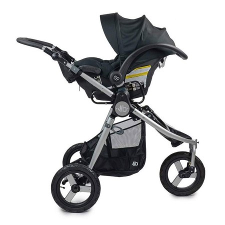 Bumbleride Speed can be used with infant car seat