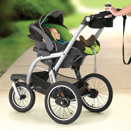 Chicco TRE with infant car seat