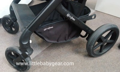 Cybex Balios S - Wheels