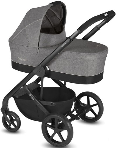 Cybex Balios S with carrycot