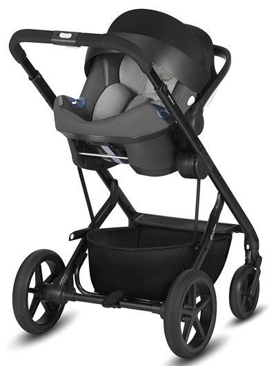 Cybex Balios S with infant car seat