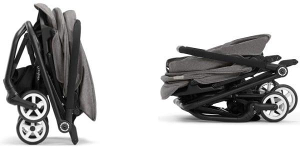 Cybex Eezy S Twist - Compact fold
