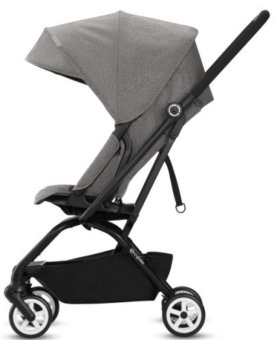 Cybex Eezy S Twist - Reclining seat and extendable canopy