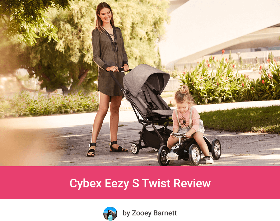 Cybex Eezy S Twist Review