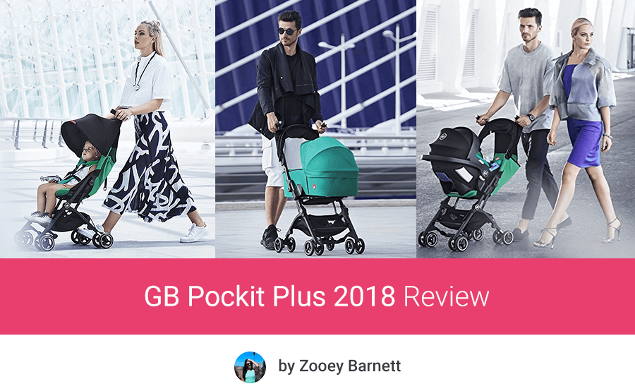 d0ac74be6f4 GB Pockit Plus – The New Version of World s Tiniest Stroller