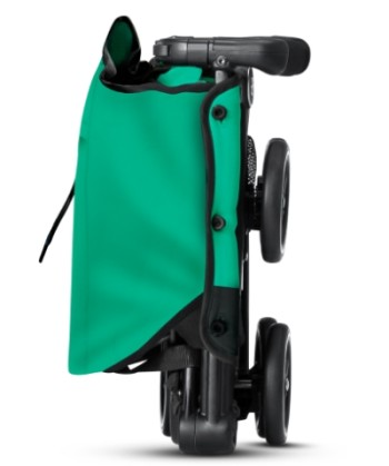 GB Pockit Plus Stroller features self-stand