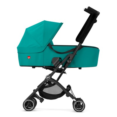 With this carrycot parents can use GB Pockit Plus since birth! Traveling with infants has never been easier.