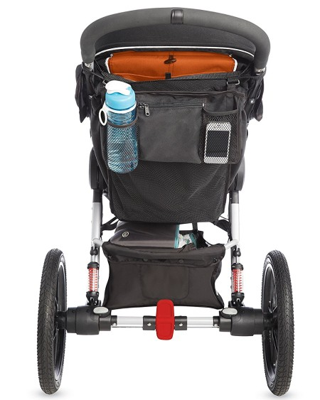 Graco Relay Jogging Stroller - Storage Space