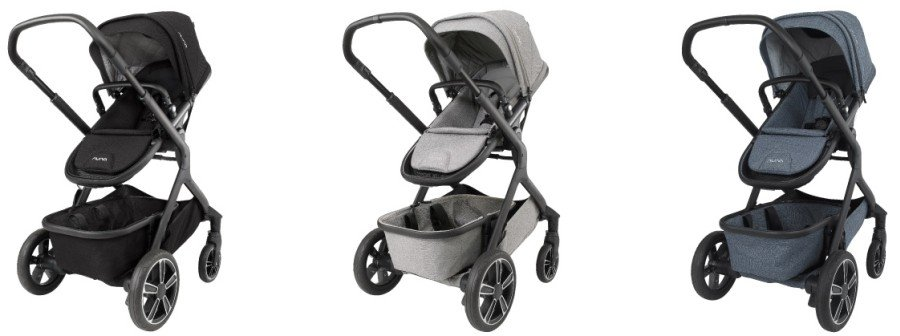 Nuna Demi Grow 2018 - All color versions